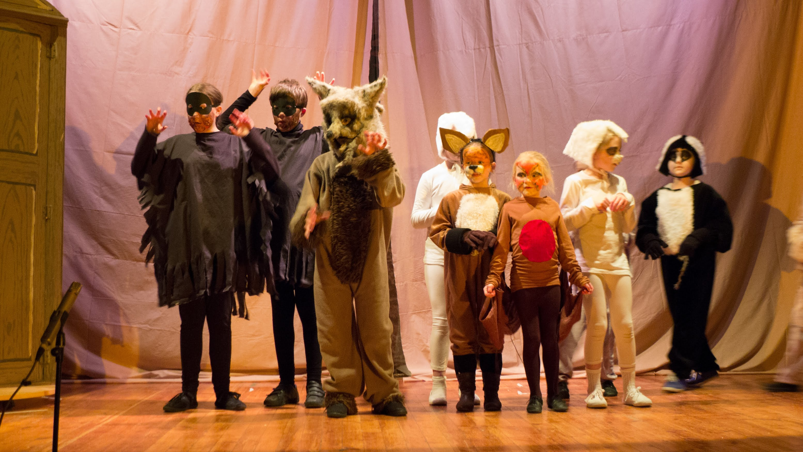 The Lion, the Witch and the Wardrobe - The Waterloo & Crosby ...