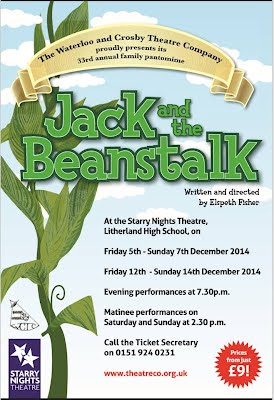 Jack & The Beanstalk poster